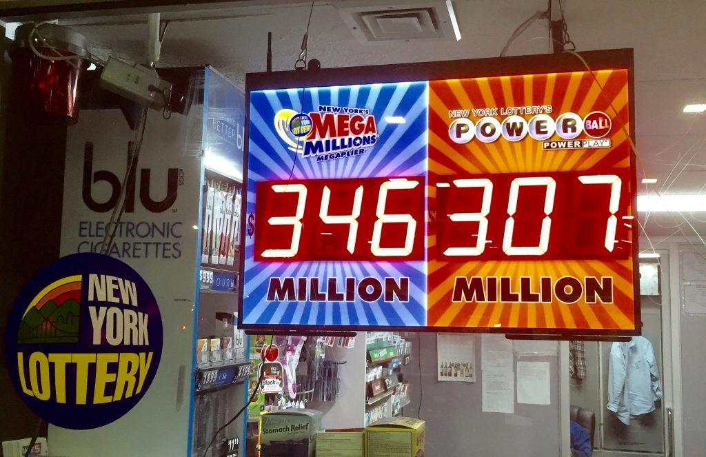Powerball, Mega Millions, lottery, jackpot