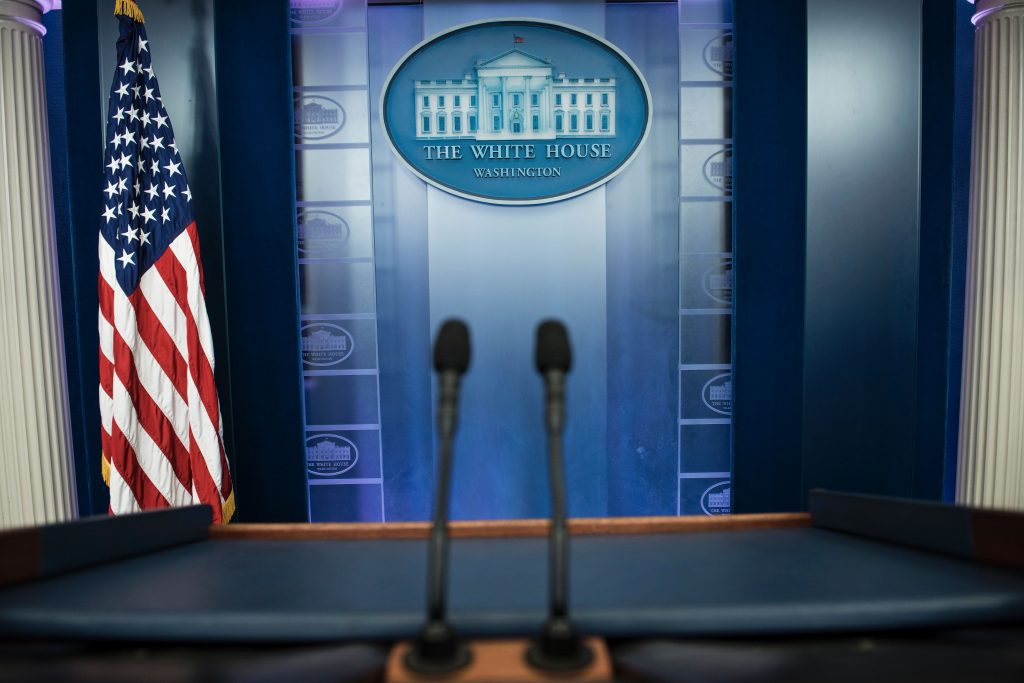 Hope Hicks, Interim, White House Communications