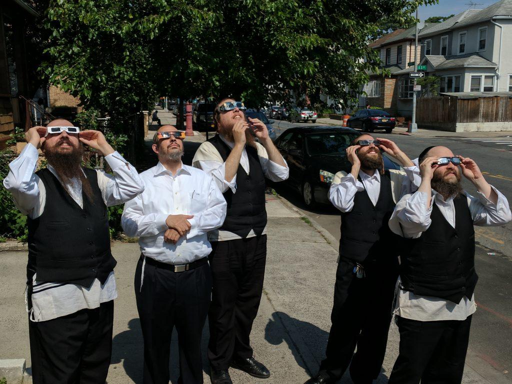 eclipse Brooklyn