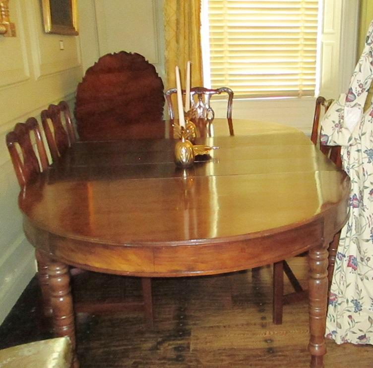 John Hancock table