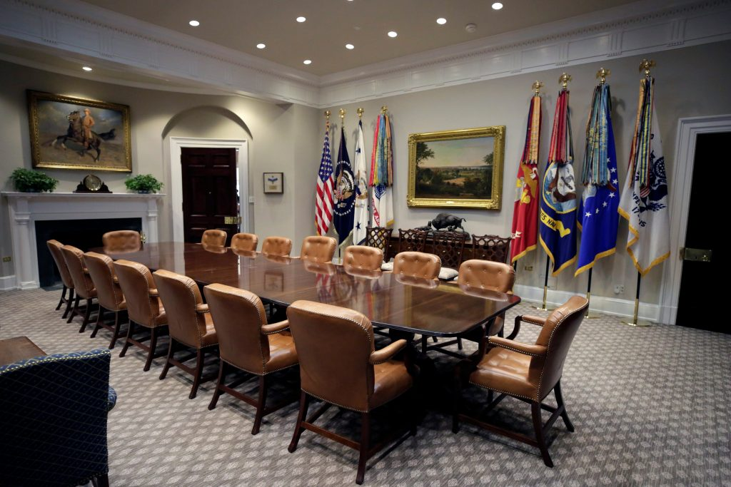 Roosevelt Room, White House