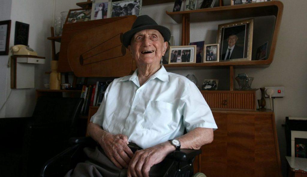 Longevity, Yisrael Kristal, Inyan