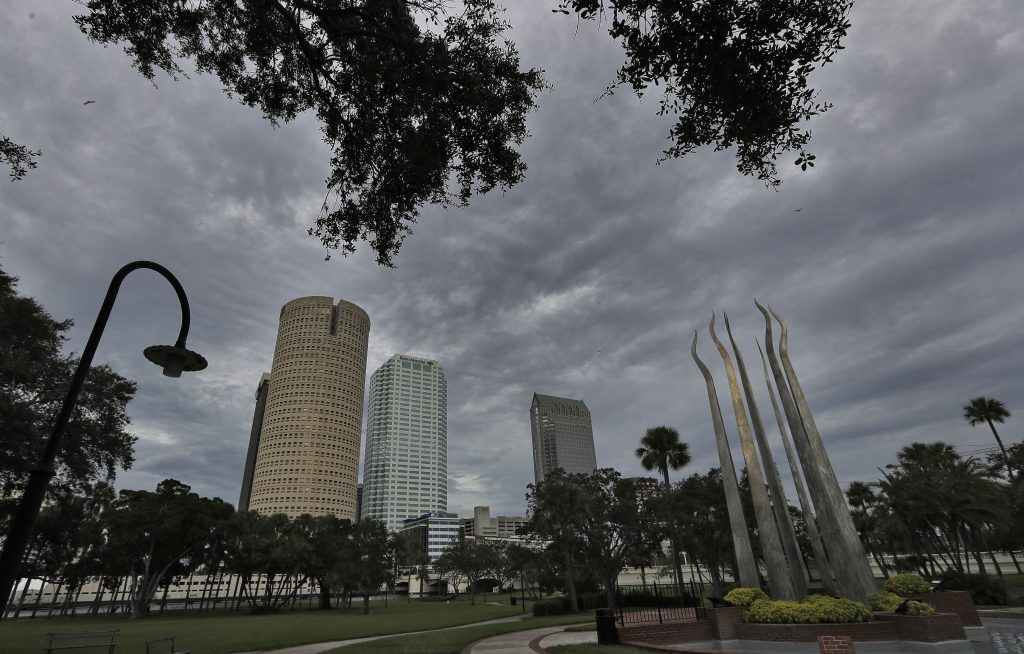 Hurricane, Irma, Tampa