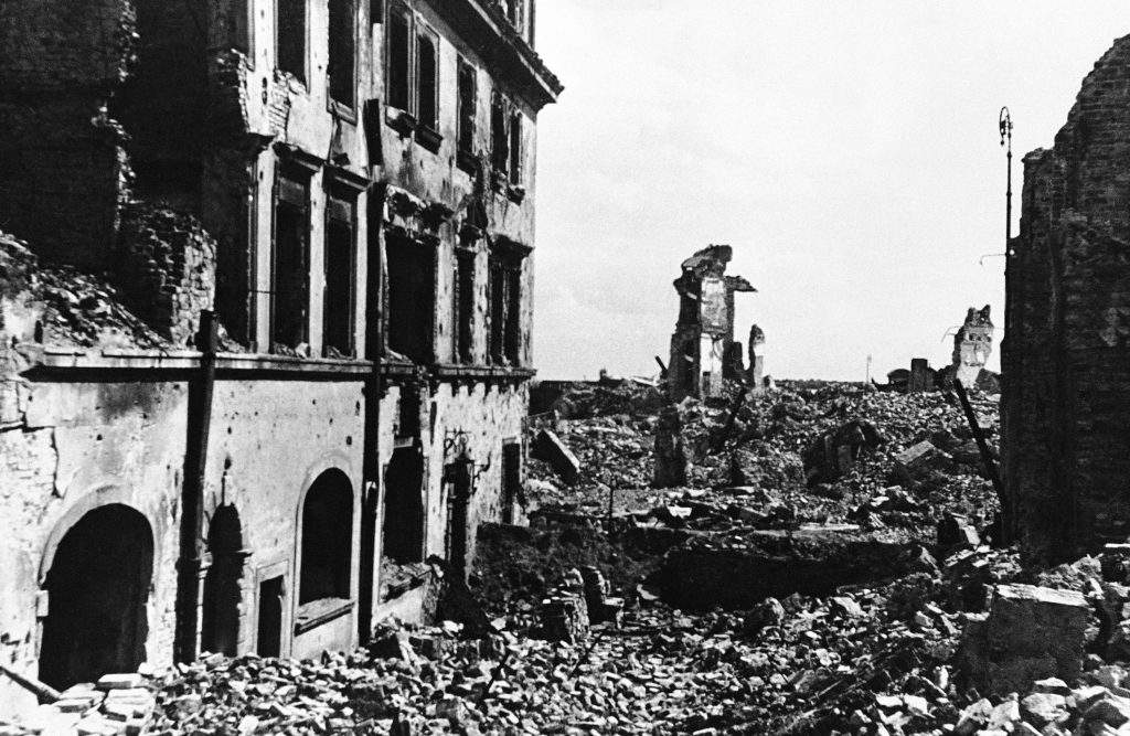 Poland reparations
