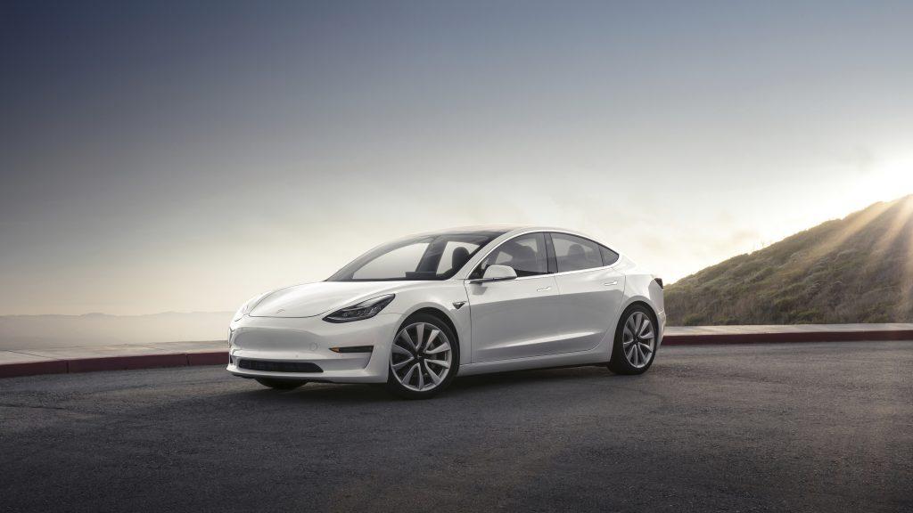 Tesla, electric vehicle