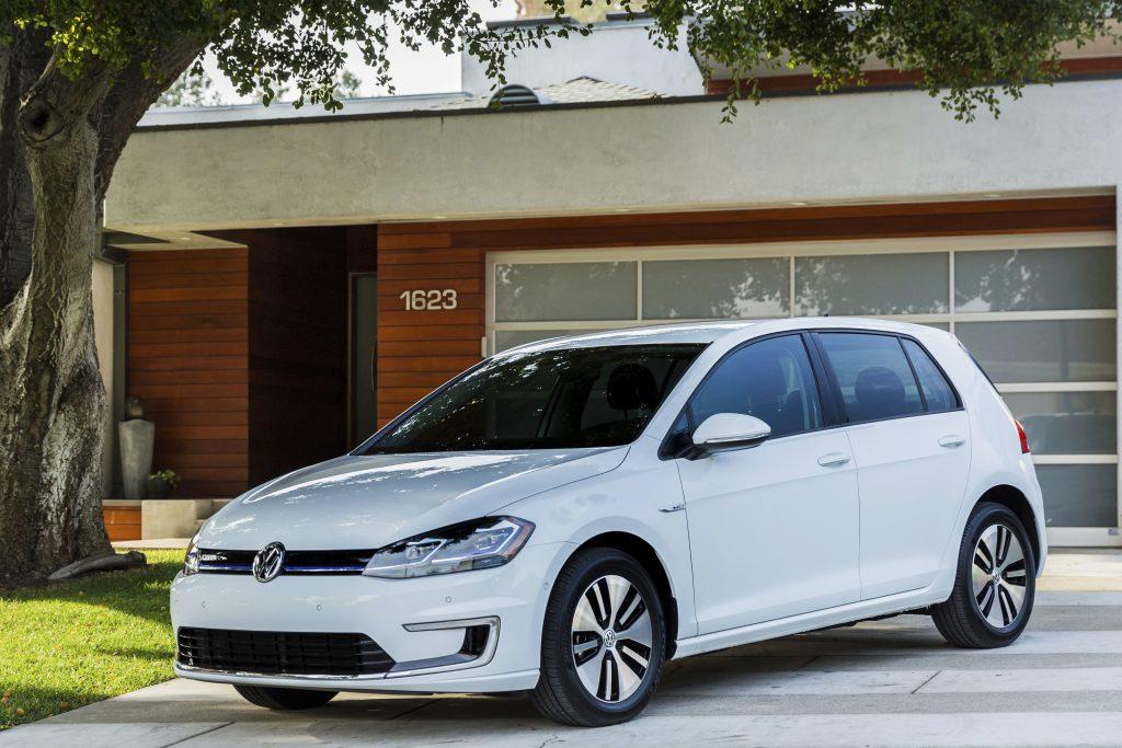 Volkswagen e-Golf, electric vehicle