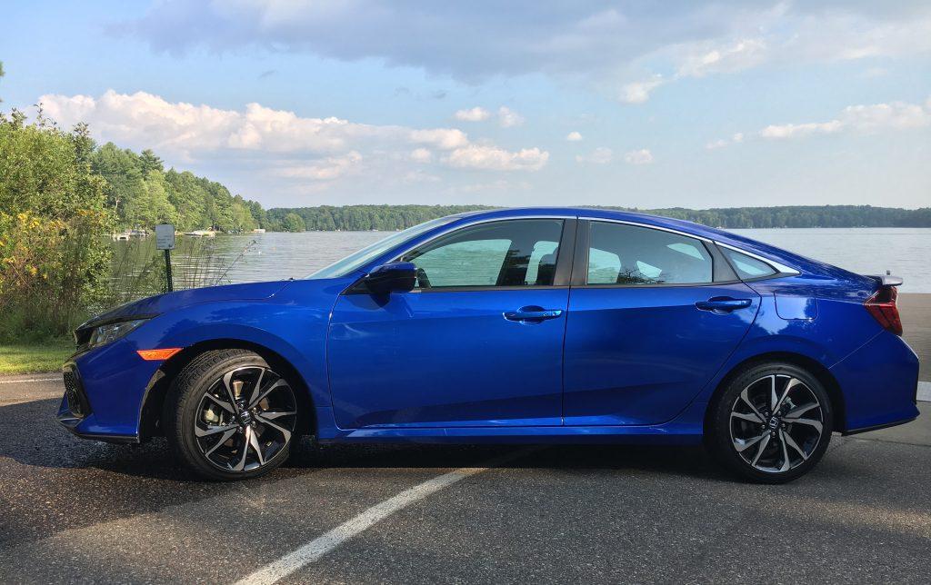 2017 Honda Civic Si, Civic Si