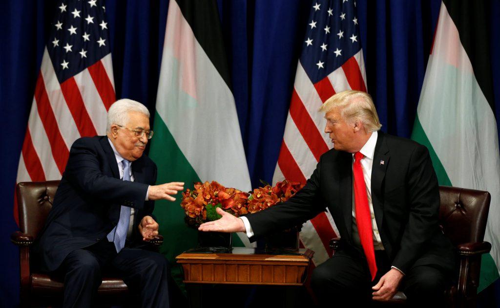 Trump Abbas