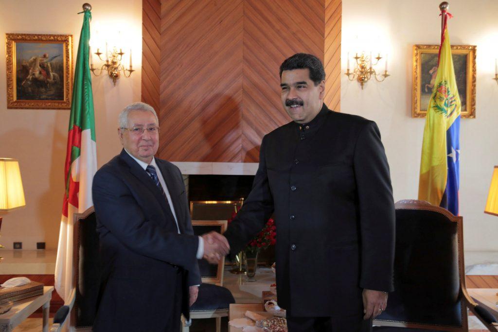Maduro Algeria