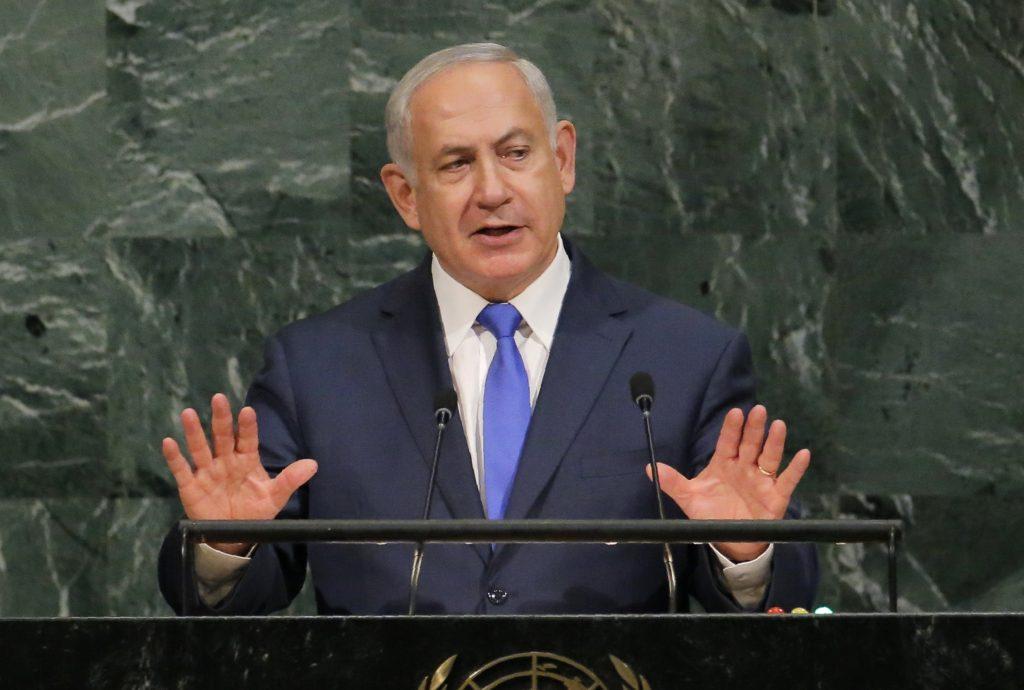 netanyahu U.N.