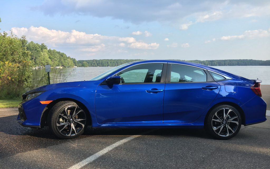 Auto Review Best Affordable Sports Car 2017 Honda Civic Si