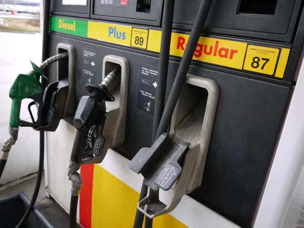 gas, gas price