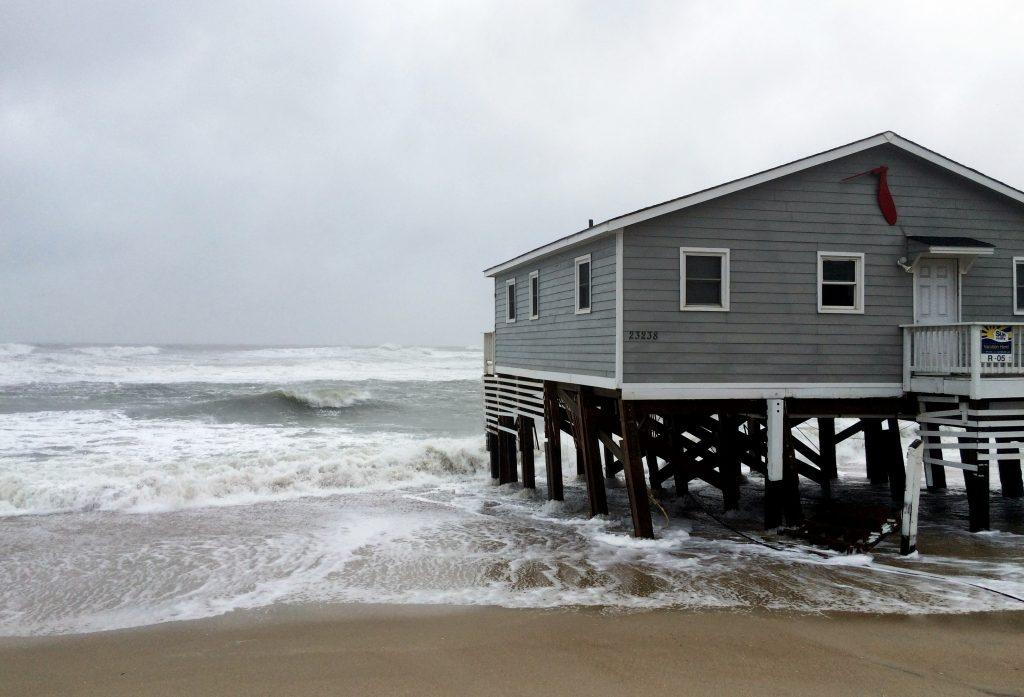 Hurricane Maria North Carolina, Hurricane Maria