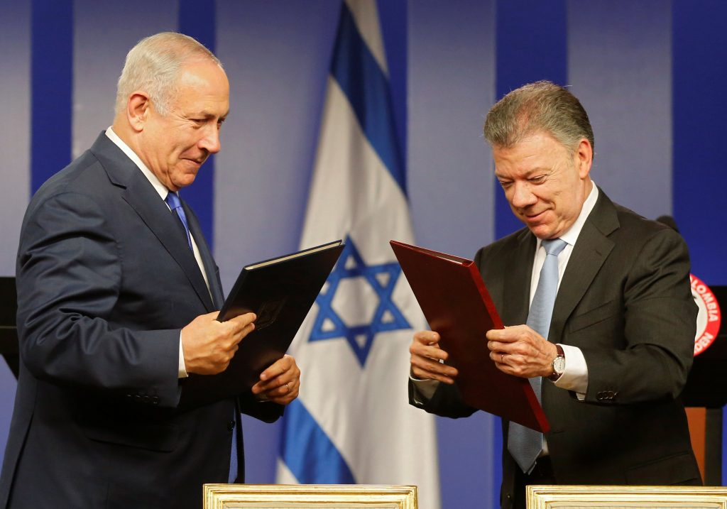 Israel Colombia