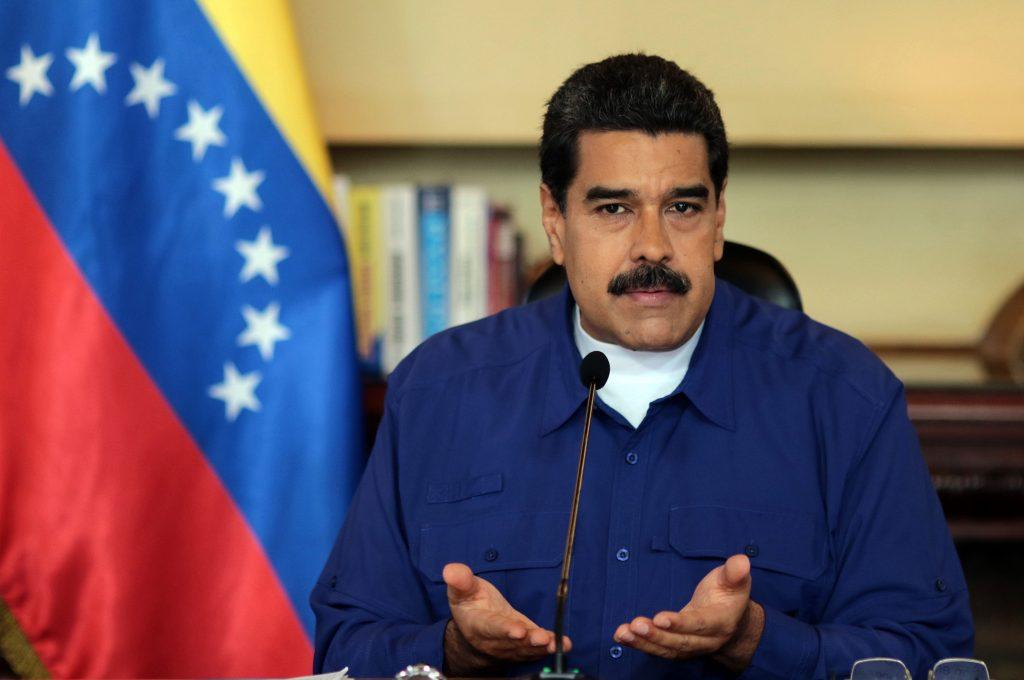 Venezuela sanctions oil