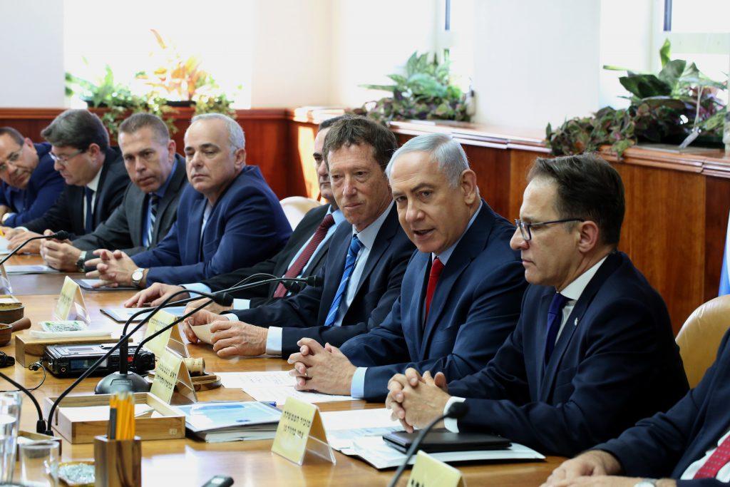 Jobs Bill Breaks Up Cabinet Meeting Hamodia Com