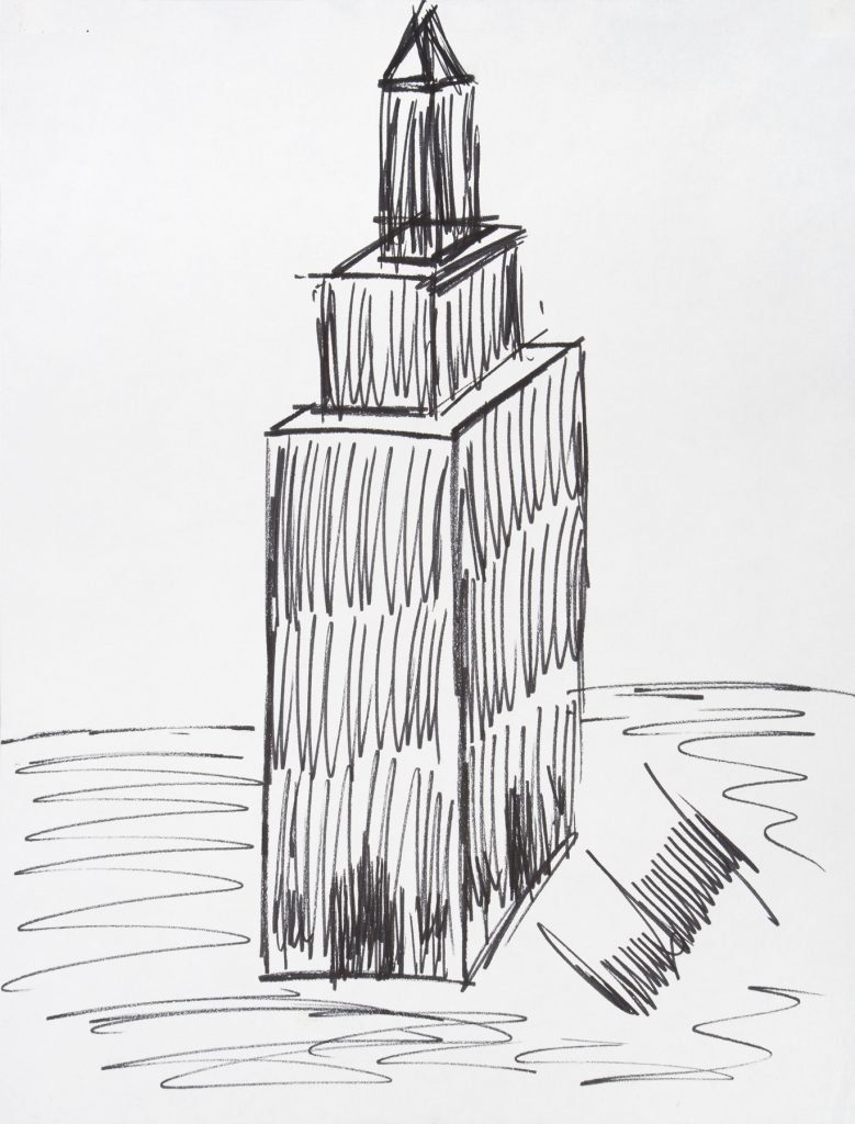 Trump Empire State Building, auction