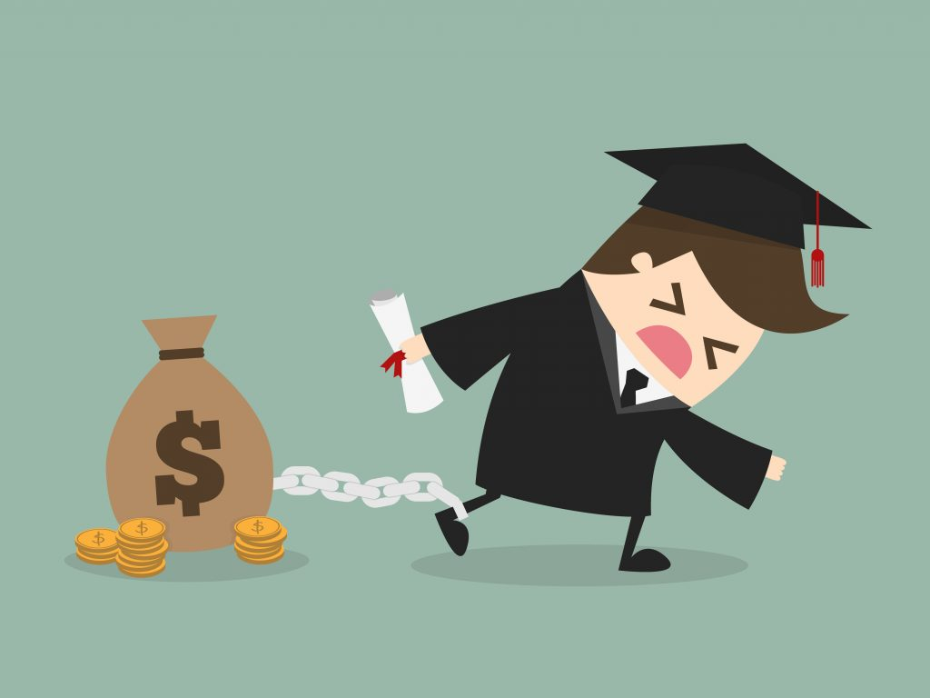 student debt, student loan, student loan scam
