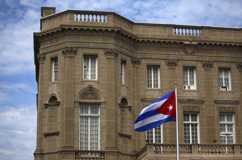 embassy Cuba