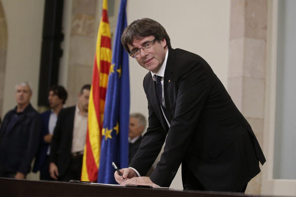 Catalonia, Catalan