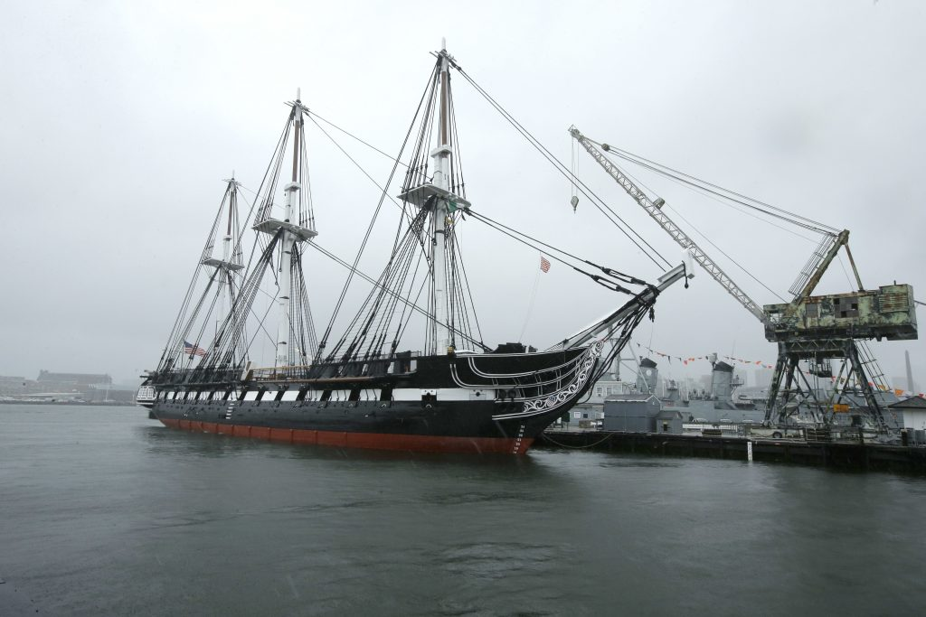 Old Ironsides, USS Constitution