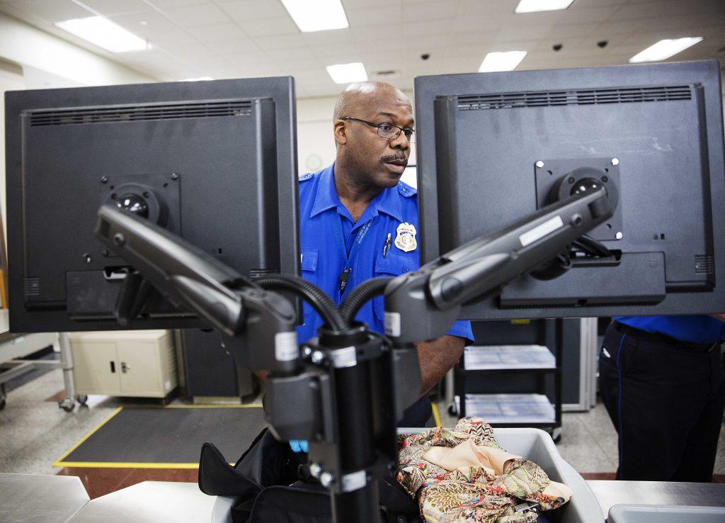 TSA, airport security, TSA liable