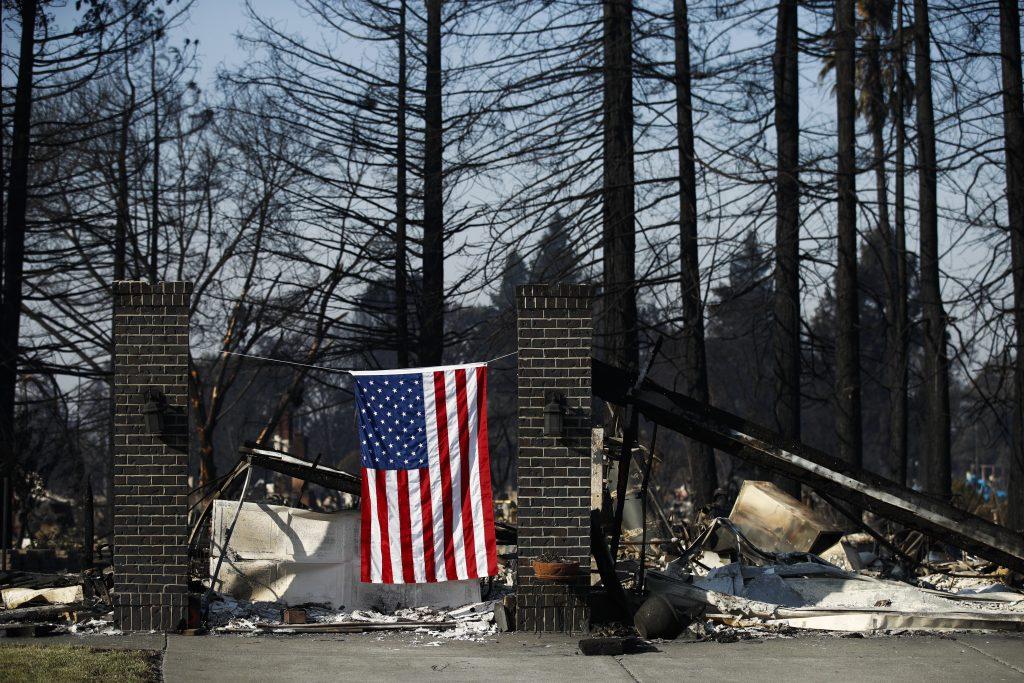 California wildfire, wildfire, fire, california, napa valley