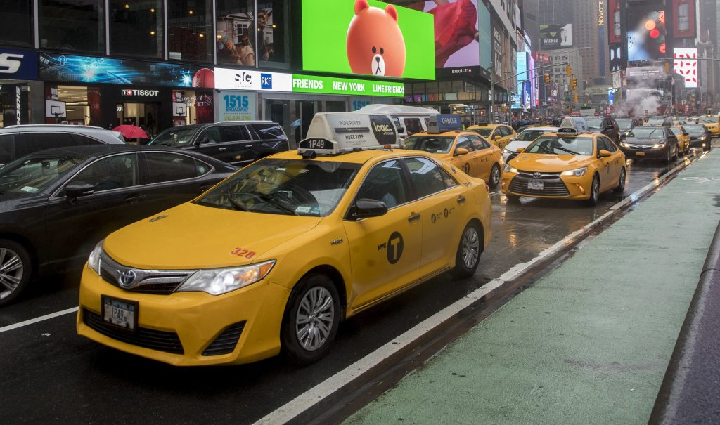 New York driverless