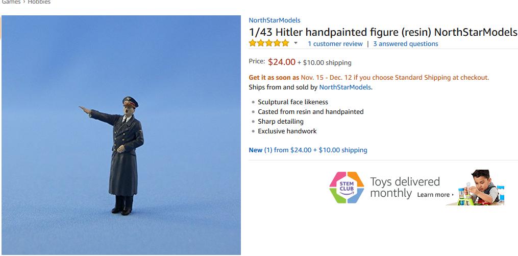 Amazon Nazi