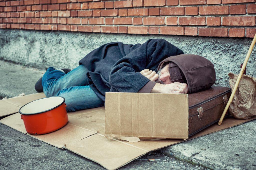 hospitals homeless