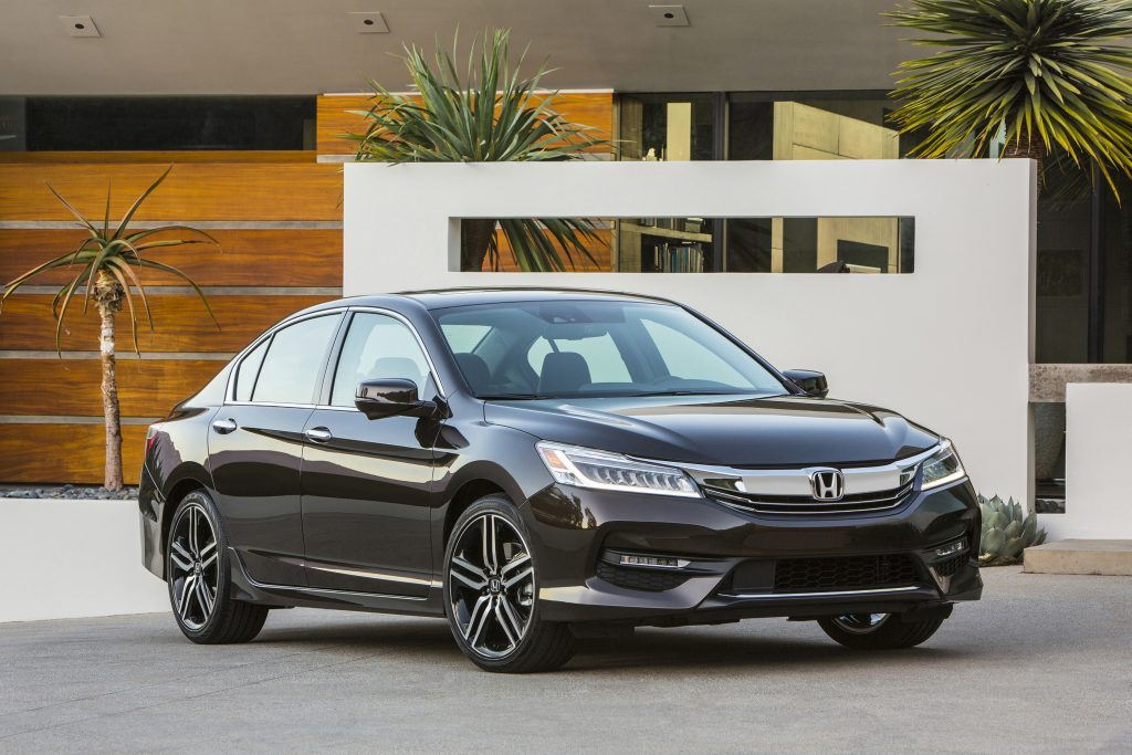 Honda Accord Named Best Car Overall In Kelley Blue Book Awards