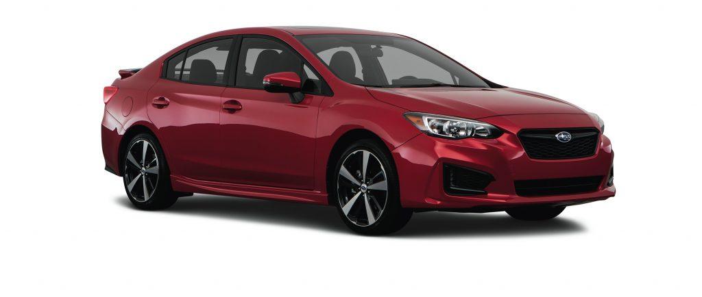 Subaru Impreza , 2018