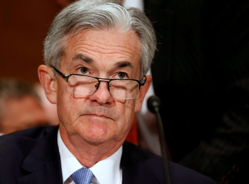 Powell Fed, Jerome Powell
