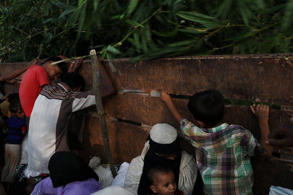 Rohingya, Maynmar