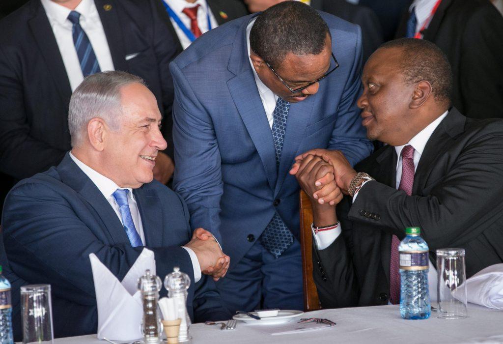 Israel Rwanda