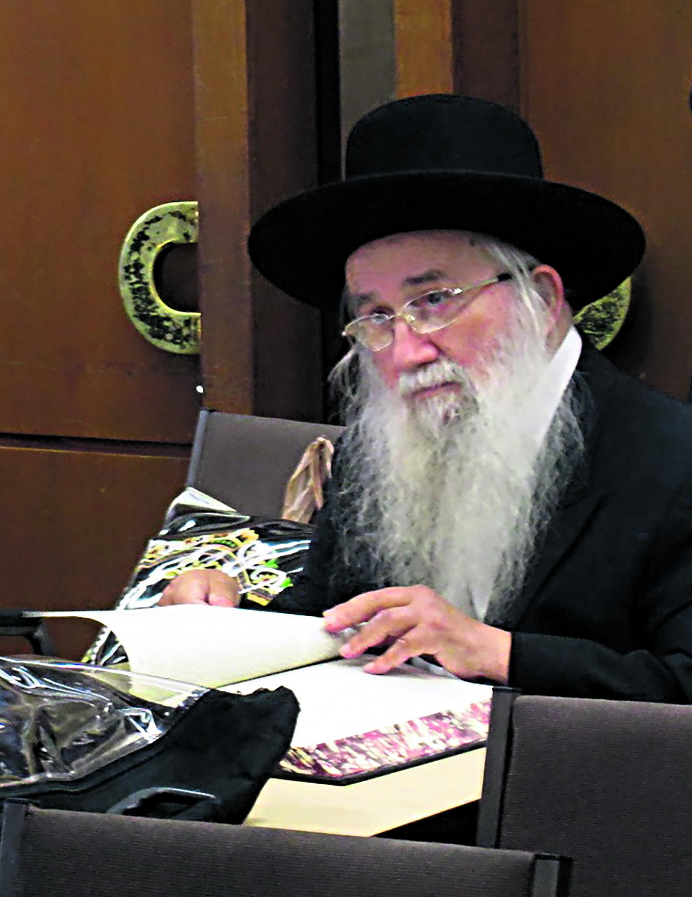 Dov Yaffe, Chazon Ish