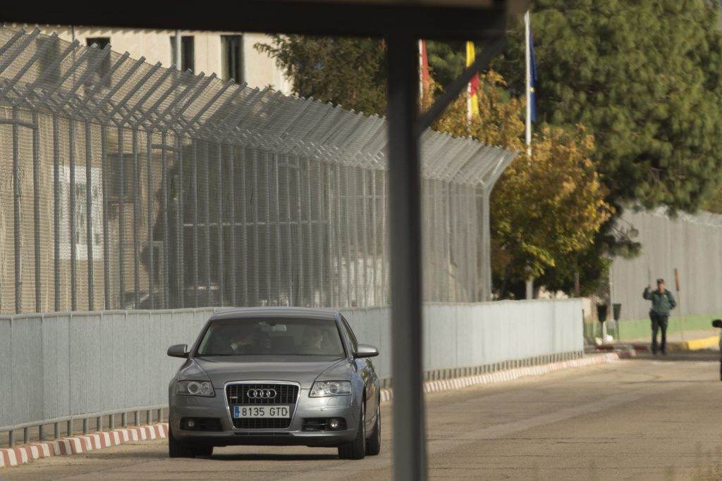 Catalan jail
