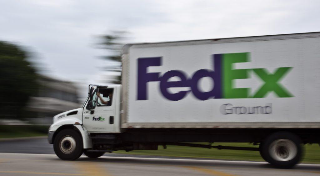 shipping companies, FedEx
