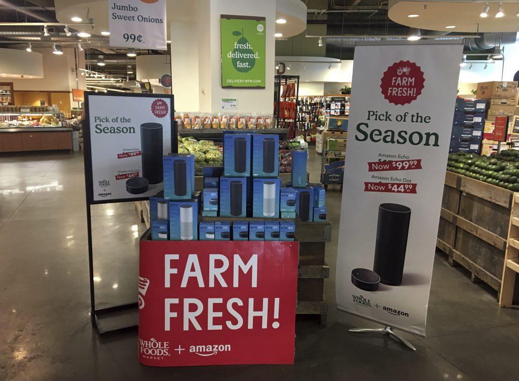 Amazon Whole Foods