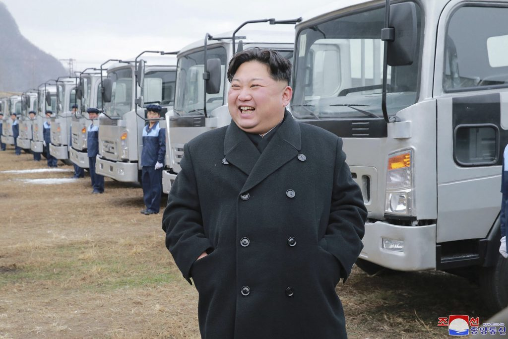 sanctions North Korea China