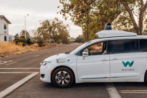Waymo, driverless