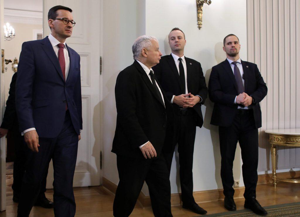 Poland courts, EU