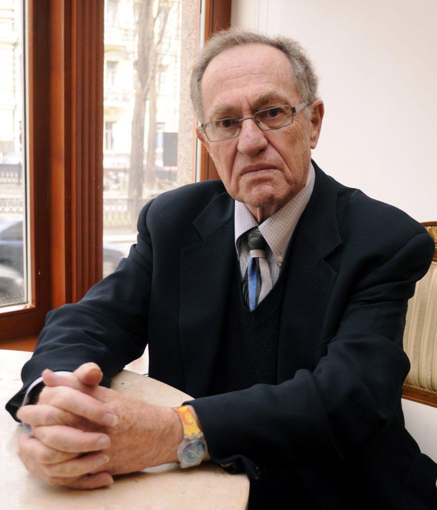 Dershowitz Rubashkin