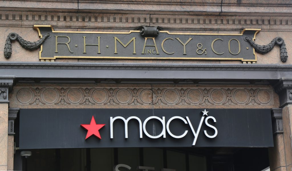 Macy's seasonal workers, Macy's