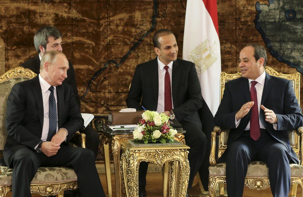 Russia Egypt