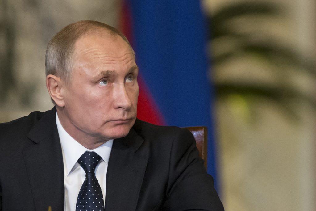 Putin Israel