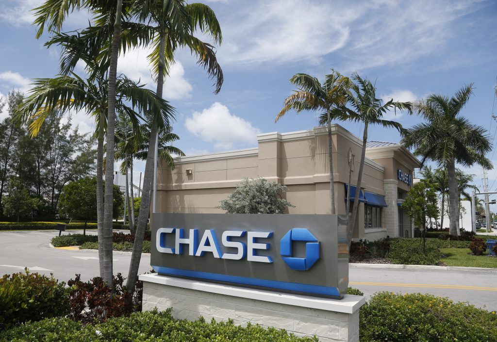 Chase earnings