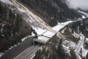 avalanche Italy, alps, switzerland