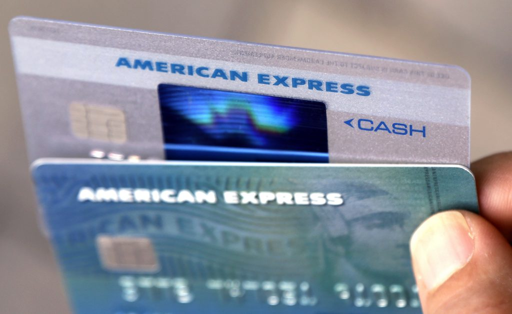 American Express, earnings