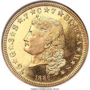 rare coins, auction